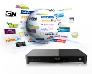 meer dan 6,5 miljoen digitale tv aansluitingen